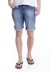 REELL - Rafter Mid Blue 2 - Shorts
