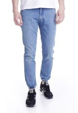 REELL - Jogger Mid Blue Wash - Jeans