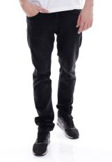 REELL - Trigger Black Wash - Jeans