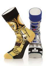 Stance x Star Wars - Droid Blue - Socks