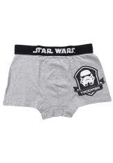 Star Wars - Stormtrooper Grey - Boxershorts