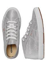 Superga - 2754 Lamew Silver - Girl Shoes