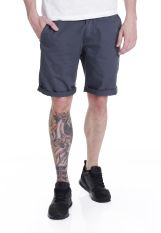 Vintage Industries - Tonic Chino Aral Blue - Shorts