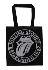 The Rolling Stones - Est. 1962 Group Photo White - Tote Bag