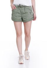 Volcom - Stash Army Green Combo - Shorts