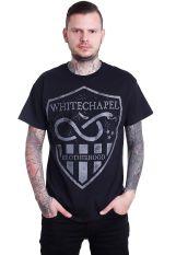 Whitechapel - Python - T-Shirt