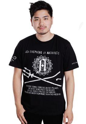 Architects - Sea Shepherd Collab - T-Shirt