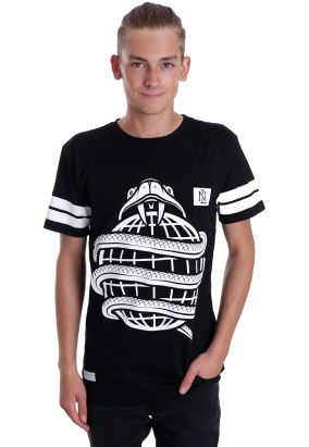 Northlane - Worldeaters Jersey Sleeve - T-Shirt