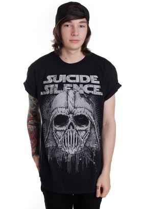 Suicide Silence - Helmet - T-Shirt