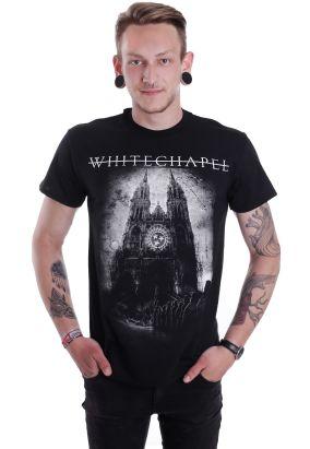 Whitechapel - Church Of The Blade - T-Shirt
