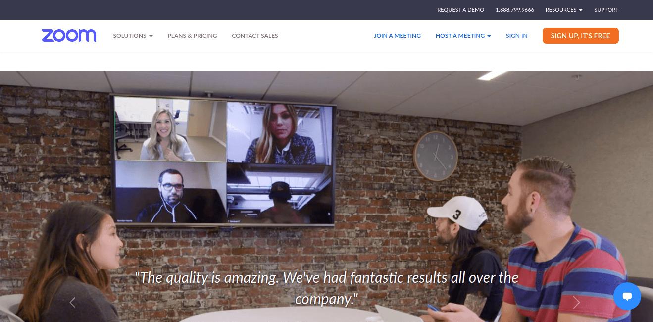 Aplikasi alternatif zoom untuk meeting online dan kerja remote