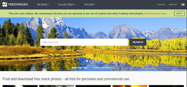 Situs untuk download gambar kaulitas hd gratis