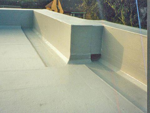 Gutter & Parapet Wall