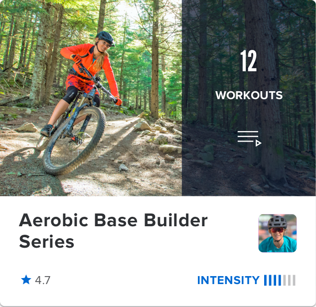 aerobic biking workout