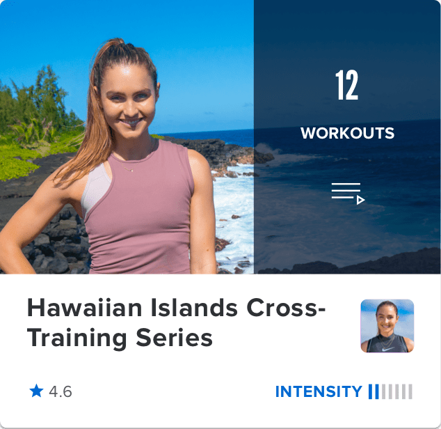 Hawaiian island workout