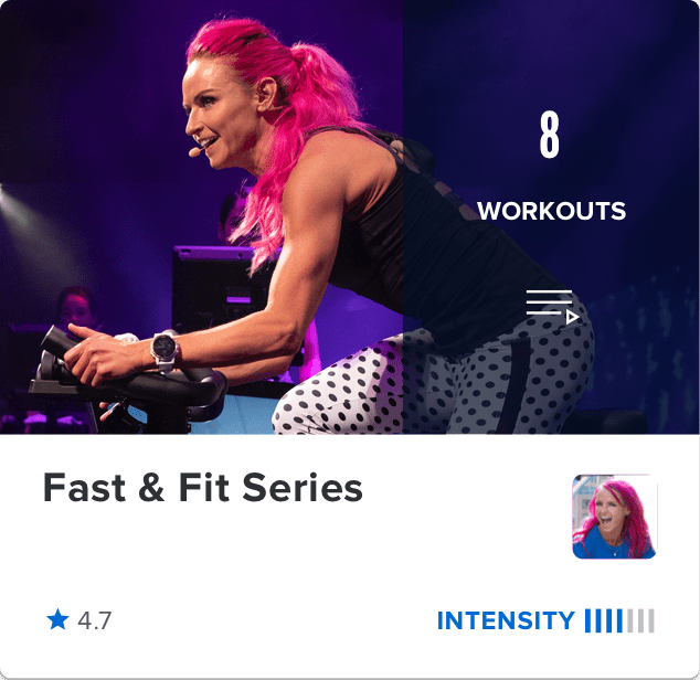 fast and fit series workout