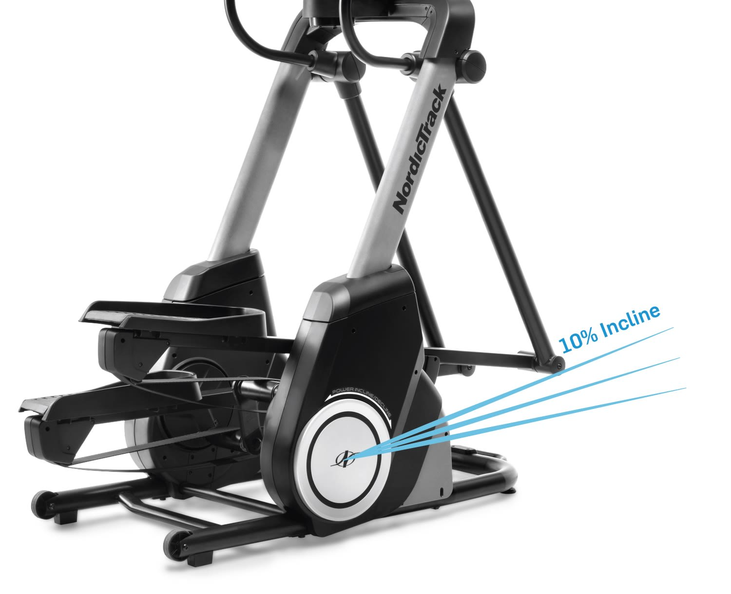 LIVE Resistance and Incline Control