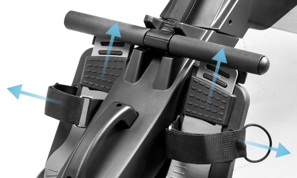 RW900 pedals