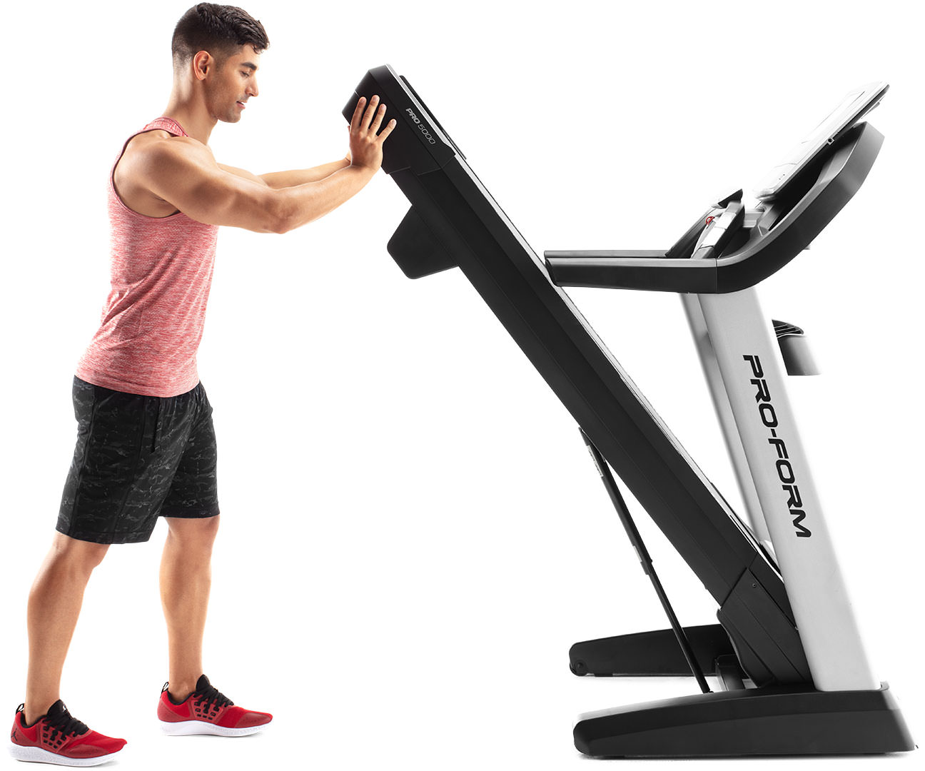 Proform Pro 5000 Review 2016: ProForm SMART Pro 5000 Treadmill