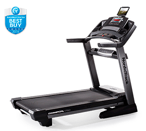 NordicTrack Commercial 1750, best Home Treadmill