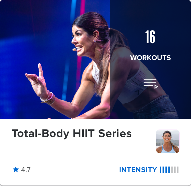 fit total body HIIT studio workout