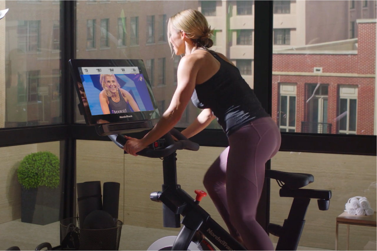 thumbnail image of product video for the S22i Studio Cycle