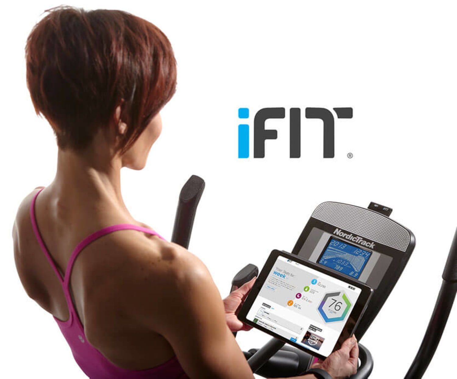 iFit Module 1 Year | NordicTrack ca