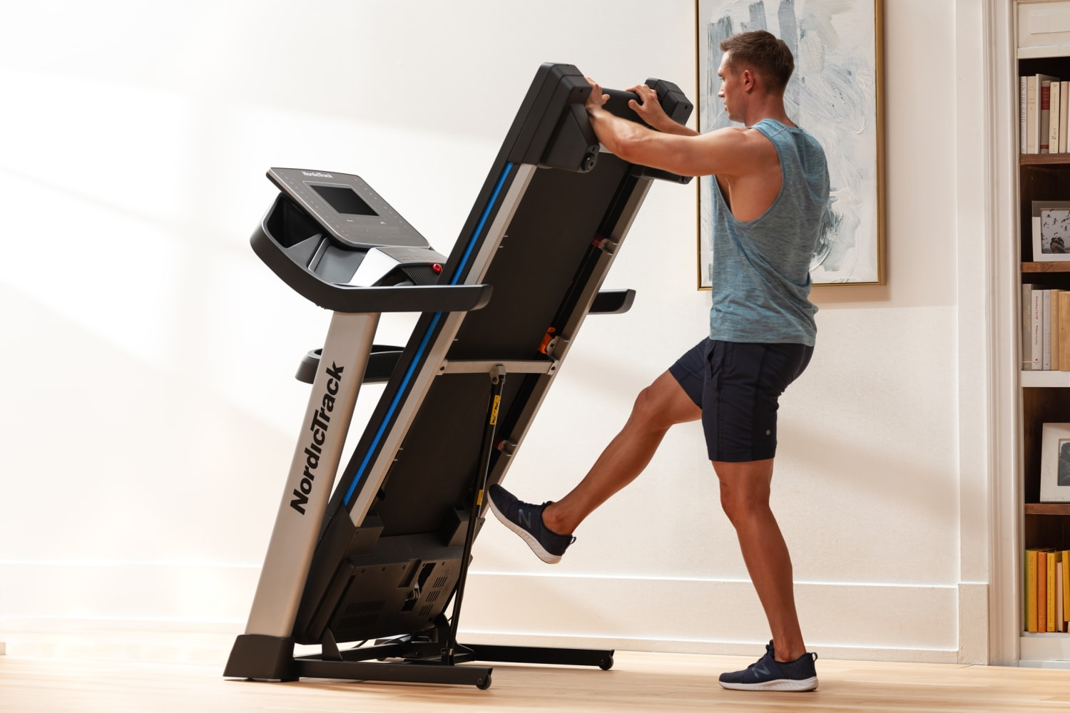 How to Store Your Treadmill - Easy Treadmill Maintenance Tips at Home