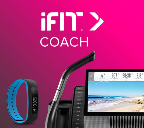 1-Year iFit® Subscription with Free Wearable | ProForm