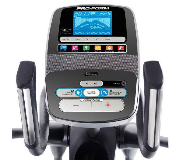 Proform 510 EX Elliptical gallery image 4