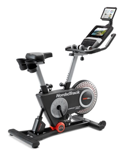 NordicTrackCA Grand Tour Pro Exercise Bikes