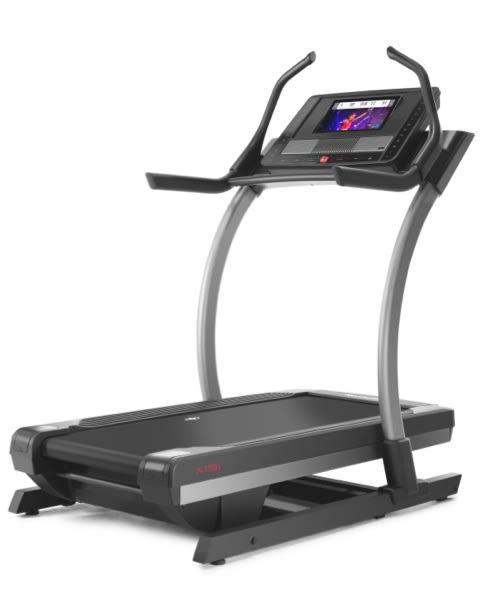 NordicTrackCA X15i Incline Trainer Treadmills