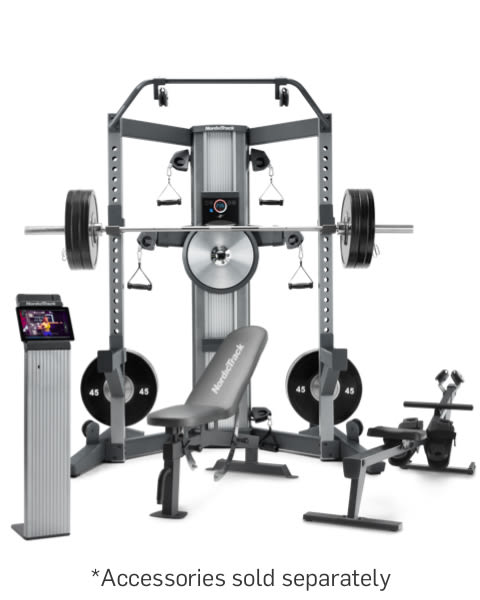 NordicTrackCA Fusion CST Pro Strength Training