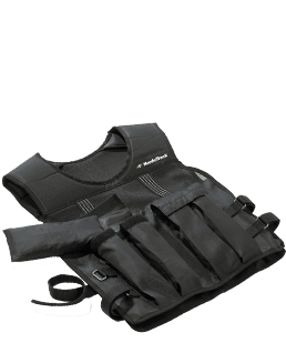 NordicTrackCA 20 lb. Weighted Vest Accessories