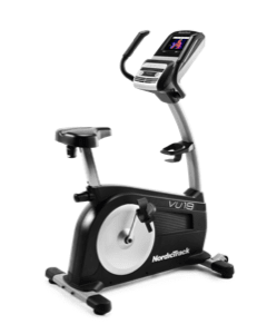 NordicTrack Commercial VU 19 Upright Stationary Bike Series