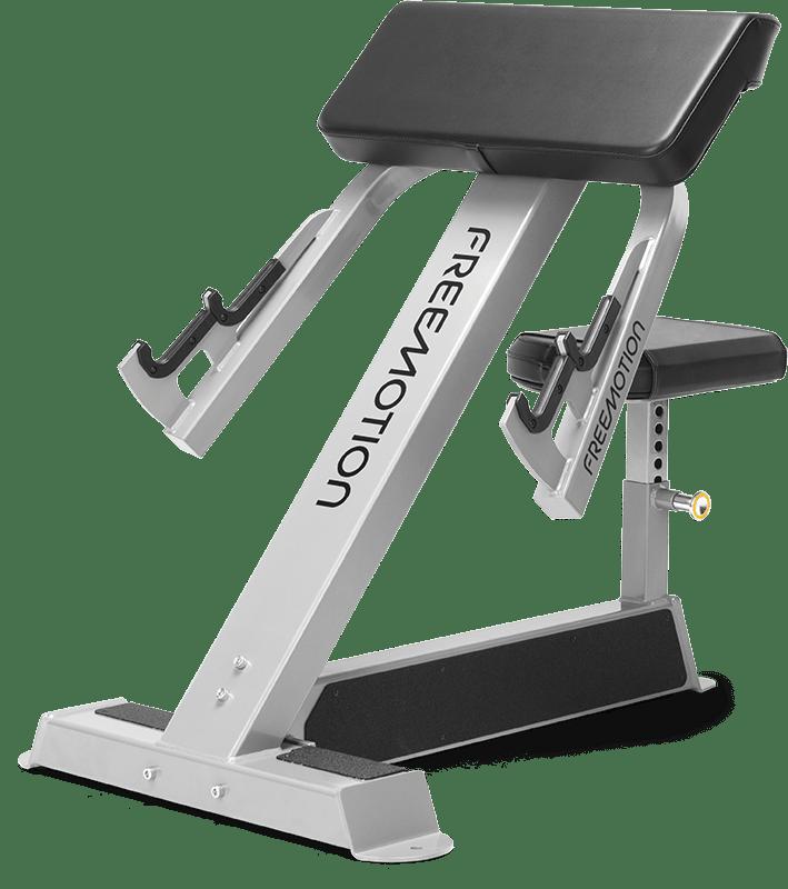 Freemotion Fitness Preacher Curl Strength Preacher Curl