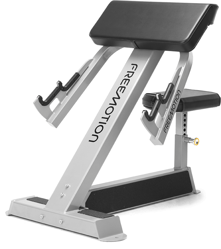 Freemotion Fitness Strength Preacher Curl