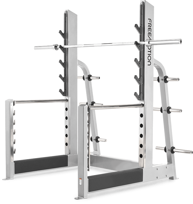 Freemotion Fitness Strength Olympic Squat Rack