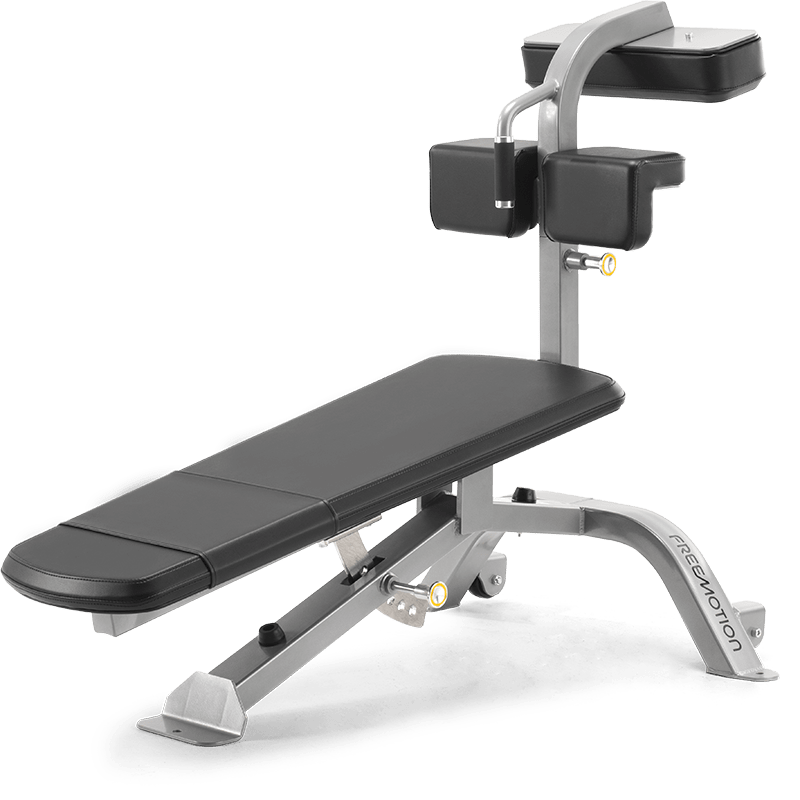 Freemotion Fitness Strength Abdominal Bench