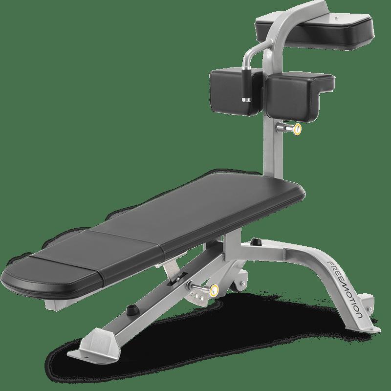 Freemotion Fitness Abdominal Bench Strength Abdominal Bench