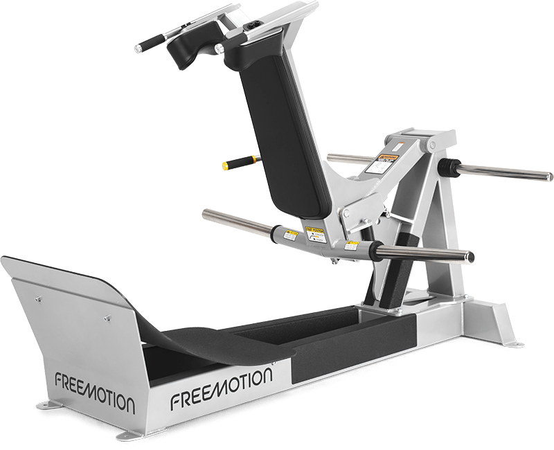Freemotion Fitness Plate-Loaded Squat Strength Plate-Loaded Squat
