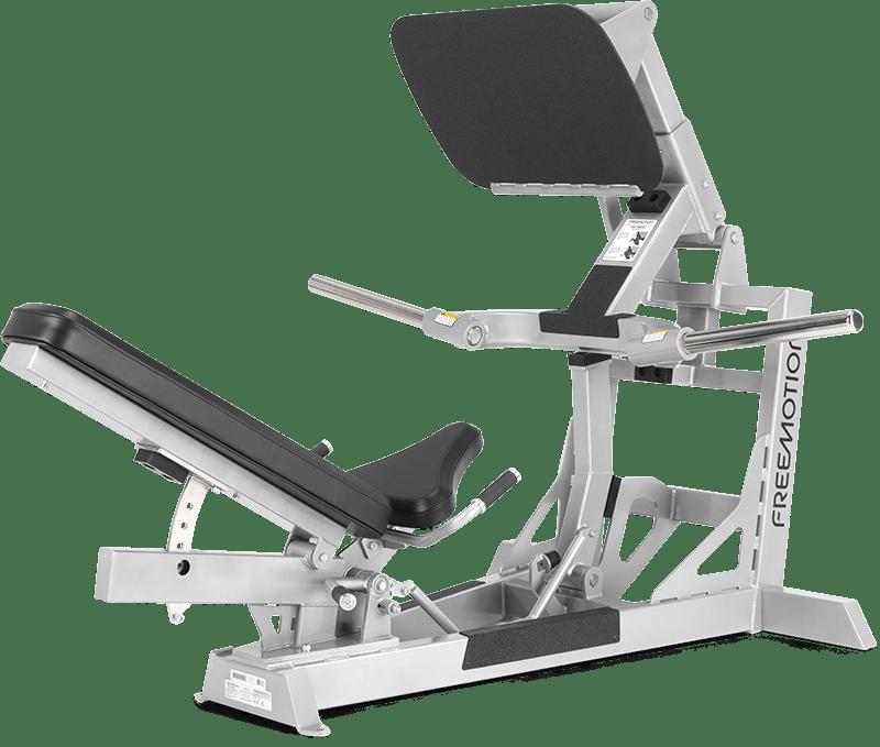 Freemotion Fitness Plate-Loaded Leg Press Strength Plate-Loaded Leg Press