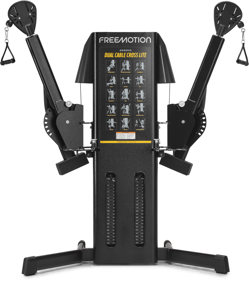 Freemotion Fitness Strength Genesis™ - Dual Cable Cross Lite