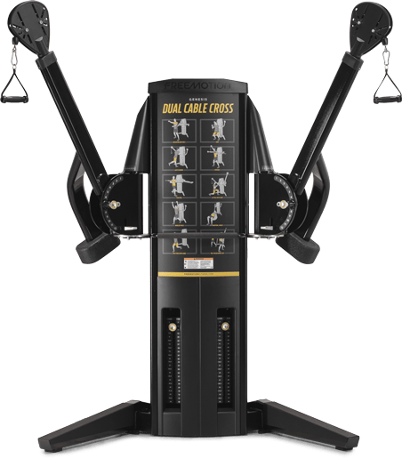 Freemotion Fitness Genesis™ - Dual Cable Cross Strength