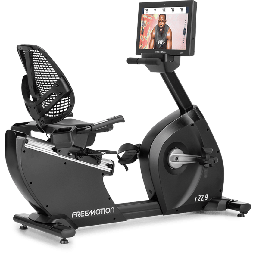 Freemotion Fitness Exercise Bikes r22.9 Recumbent Bike
