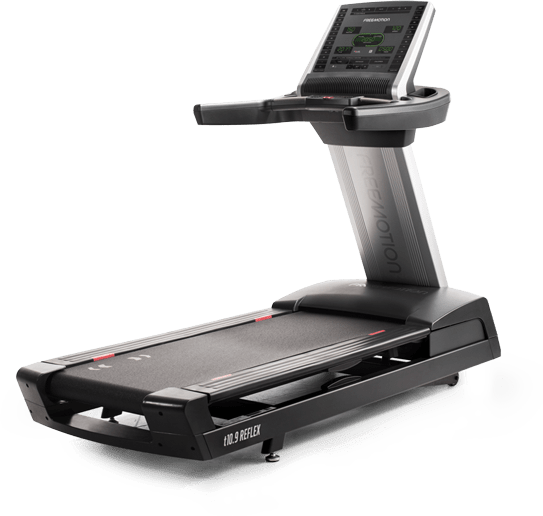 Freemotion Fitness Treadmills t10.9 Interval Reflex™ Treadmill