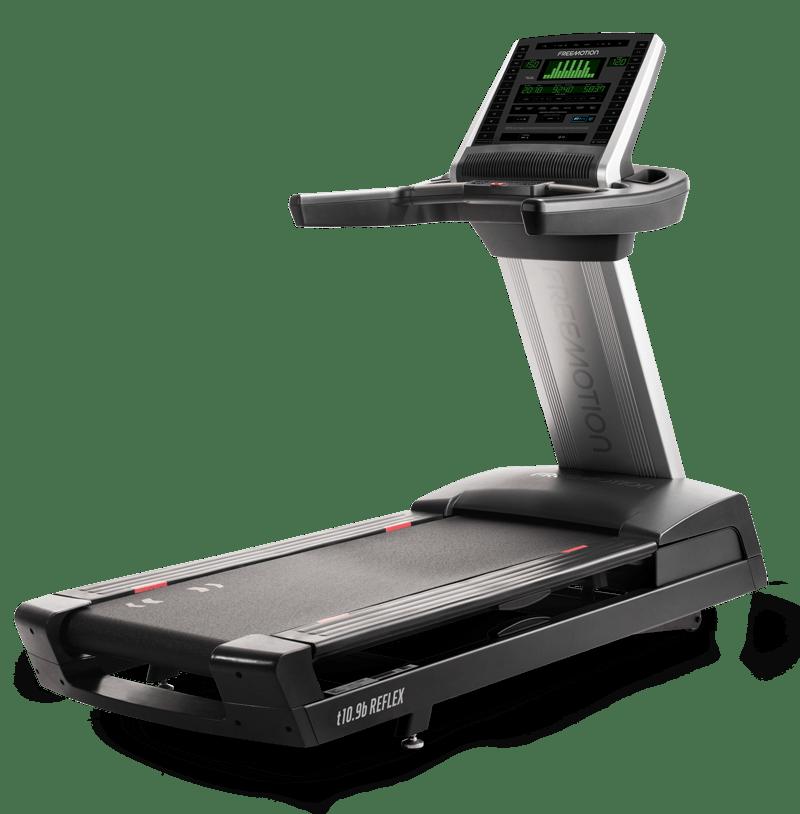 Freemotion Fitness t10.9b Reflex™ Treadmill Treadmills