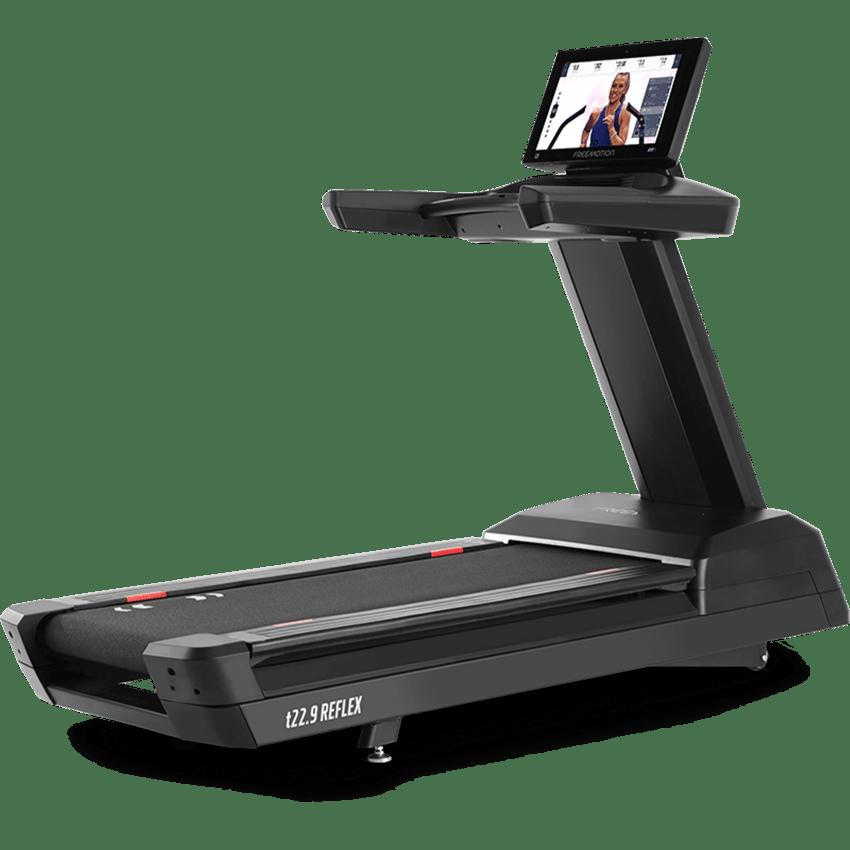 Freemotion Fitness t22.9 REFLEX™ TREADMILL Treadmills t22.9 REFLEX™ TREADMILL