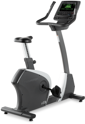 Freemotion Fitness Exercise Bikes u8.9b Upright Bike