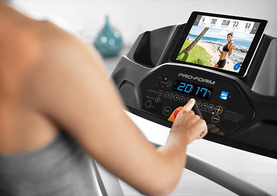 Proform Treadmills 105 CST  gallery image 3